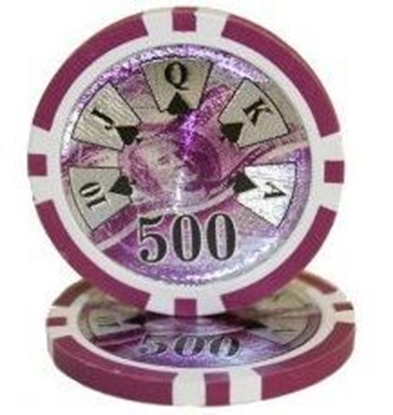 Image de 12946- BENJAMIN 500$ roll of 25 pcs (14gr)
