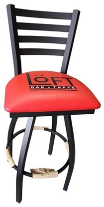 Picture of custom barstool-BARSTOOL - CUSTOMIZED