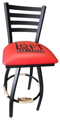 Image de custom barstool-BARSTOOL - CUSTOMIZED