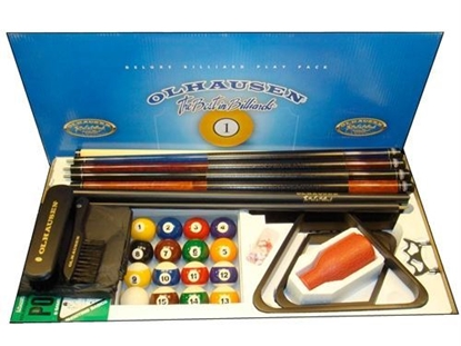 Picture of 50551-Billiard starting kit - GOLD