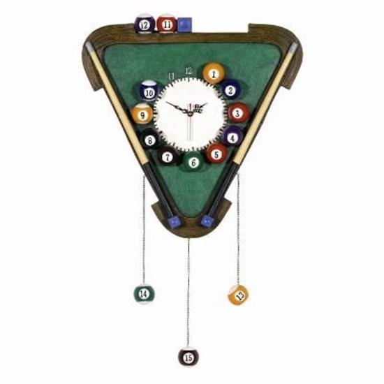 Image sur r445-Billiards Clock