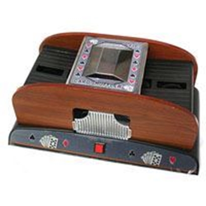 Picture of 10117-Card shuffler - 2 decks