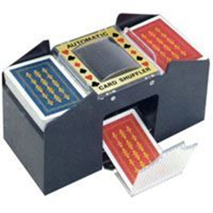 Picture of 10115-Card shuffler - 4 decks