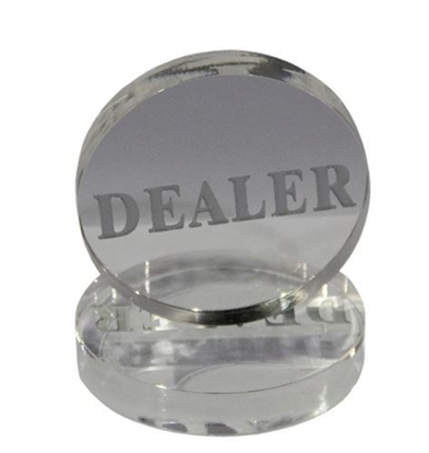 Image de Bouton transparent ''Dealer""