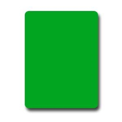 Picture of Cut card / Poker size / Green