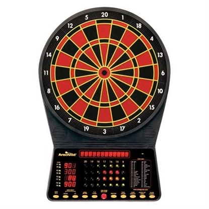 Picture of 41102-Electronic dartboard Cricket Master 300 Arachnid