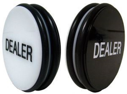 Image de 10805-Jumbo Button ''Dealer""
