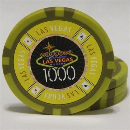 Picture of 12906-LAS VEGAS SE 14gr/ 1000$ (vrac)