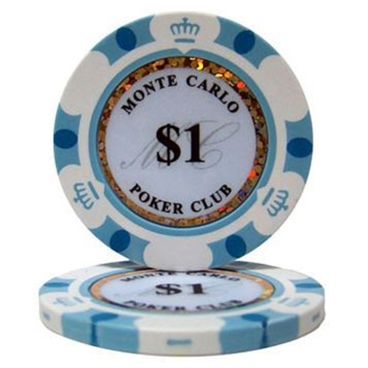 Picture of 12960-MONTE CARLO 14gr /1$ (vrac)