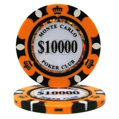Picture of 12969-MONTE CARLO 14gr /10 000$ (vrac)