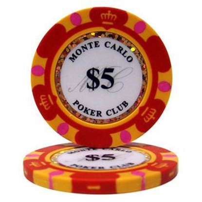 Picture of 12961-MONTE CARLO 14gr /5$ (vrac)