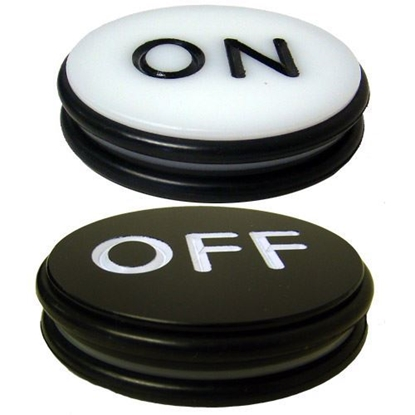 Image de Bouton de craps ON/OFF