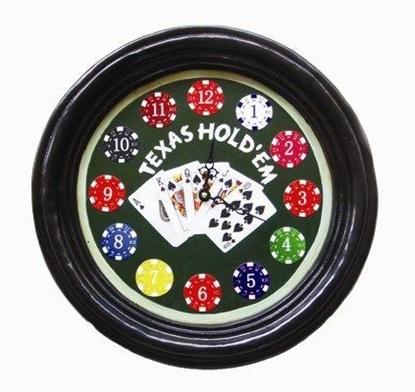 Image de Texas Hold'Em Clock