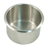 "Picture of 10105-Stainless Steel Jumbo Cup Holder W-3.5""XD-2.25"""