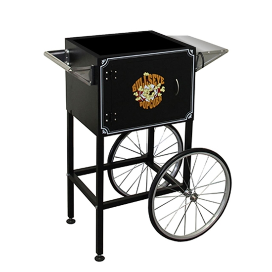 Picture of 71616 - Popcorn machine cart for 16oz machine