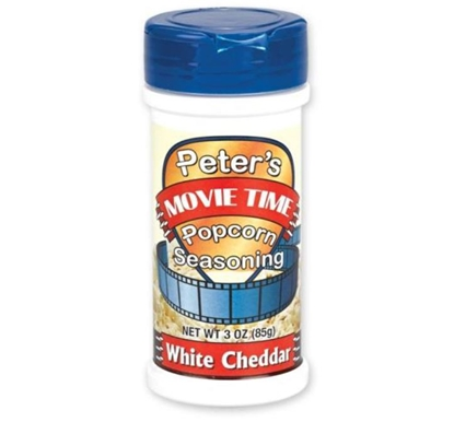 Picture of 70031- White Cheddar  Popcorn Seasonning 3oz