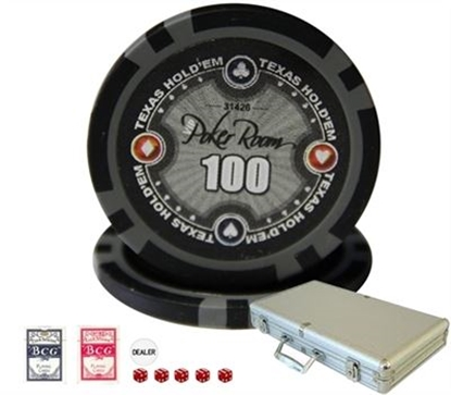 Picture of Vip Poker Chips set 500 pcs 11.5gr- Cash game