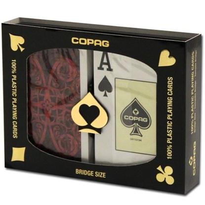 Picture of DuoPack Copag 100% plastic - Aldrava