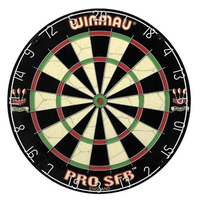 Picture of 41011-Dartboard WINMAU Pro SFB