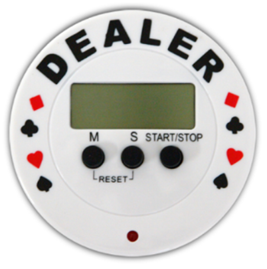 "Picture of 10502-TIMER ""DEALER BUTTON"""