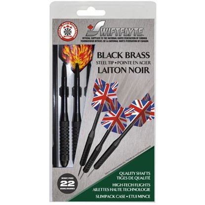 Picture of 42004- Black Arrow Brass Darts
