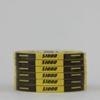 Picture of 12638-Ceramic Poker chip HotGen $1000 /roll of 25