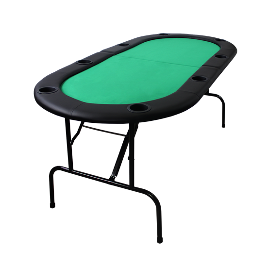 """Picture of 15203-Folding poker table - 8 Players (72"""")"""