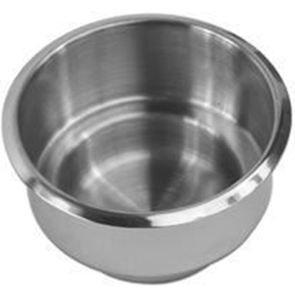 "Picture of 10106-Stainless Steel Jumbo 2in1 Cup Holder W-3.5""XD-2.25"""