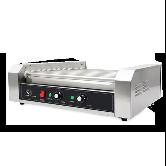 Image sur Machine à hot dog commerciale 11 rouleaux