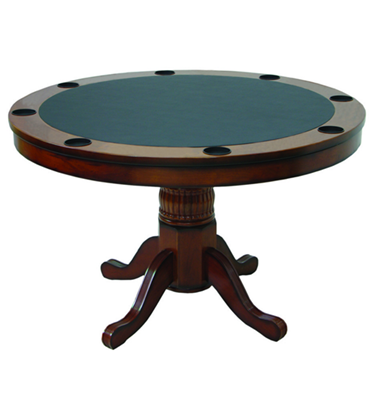 "Picture of GTBL48 -48"" WOODEN GAME TABLE 2 in1"