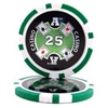 Picture of 12411 - Poker chips set 500 pcs Ace Casino 14gr