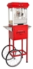 Picture of 71100-Golden Popcorn machine of 4oz. with cart