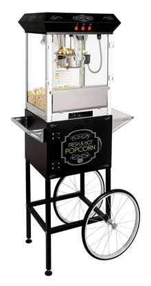 Picture of 71310-Popcorn machine 8oz with cart
