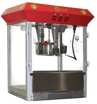 Picture of L271350-Popcorn machine of 8oz. tabletop USED-Very Good Condition
