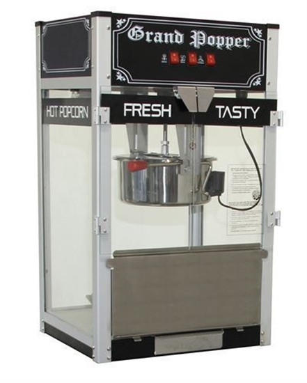 Picture of L271450-Popcorn machine of 16oz. tabletop USED-VERY GOOD CONDITION