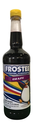 Picture of 73023 - Snow cone grape 1L.