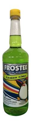 Picture of 73024 - Snow cone lime flavor 1L.