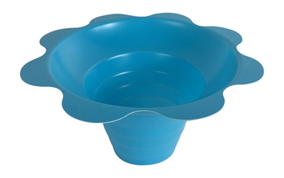 Picture of 73205 - Flower drip tray cups 4 oz - box of 100