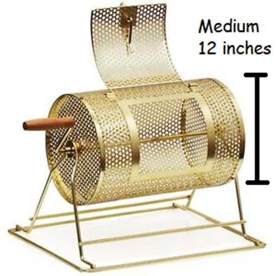 Image sur 38001-12 Raffle Drum gold ''12''