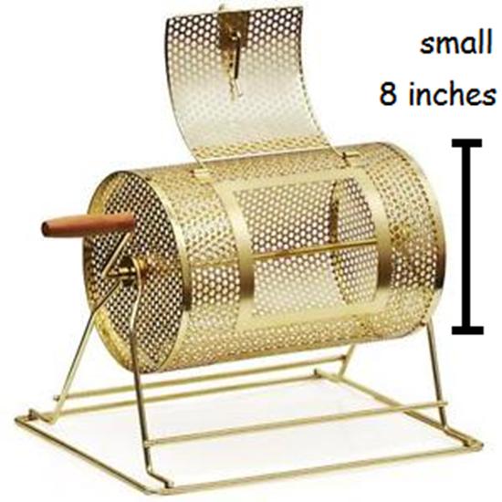 Image sur 38001-8 Baril de Tirage en Brass  ''8''