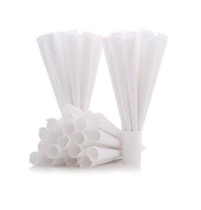 Picture of 72020-100- Floss cones white (100 pcs)