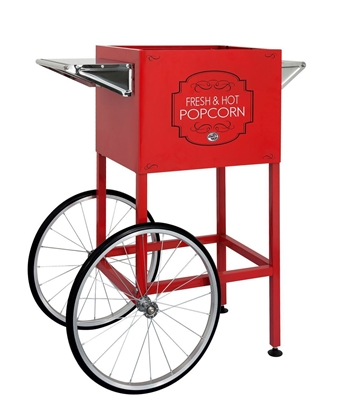 Picture of 71608 - Popcorn machine cart for 8oz machine