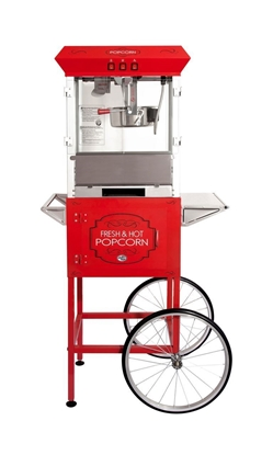 Picture of 71300 - 8oz Popcorn Machine with Cart