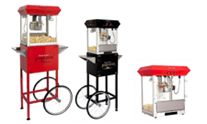 Picture for category Popcorn Machines