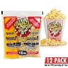 Picture of 70116-Box of 12 prepacked portions of popcorn / 16 oz