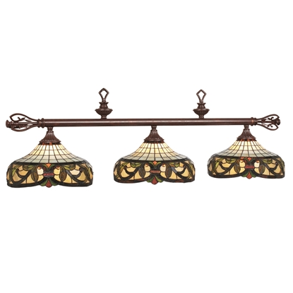 "Picture of 34-B60 | HARMONY-60"" 3 LT BILLIARD LIGHT"