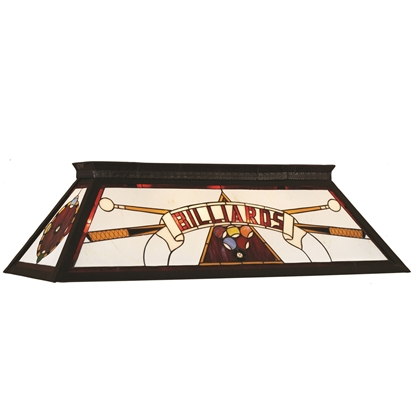 Picture of BILLIARDS KD RED | BILLARDS KD RED BILLIARD  TABLE LIGHT