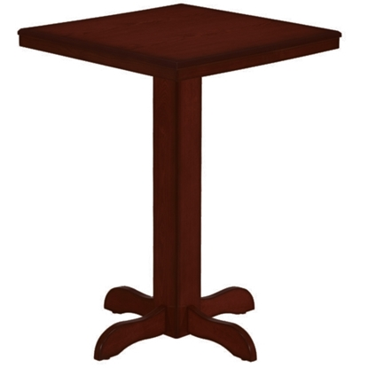 Picture of BPUB2 ET | SQUARE PUB TABLE - ENGLISH TUDOR