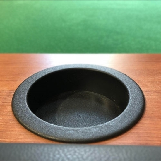 Picture of 10107 -Plastic cup holder 3''x1.25''