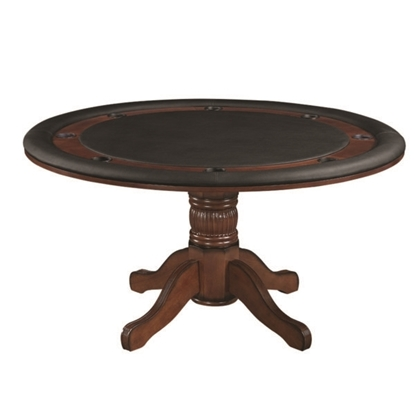 "Image de GTBL60 CN | 60"" 2 IN 1 GAME TABLE - CHESTNUT"